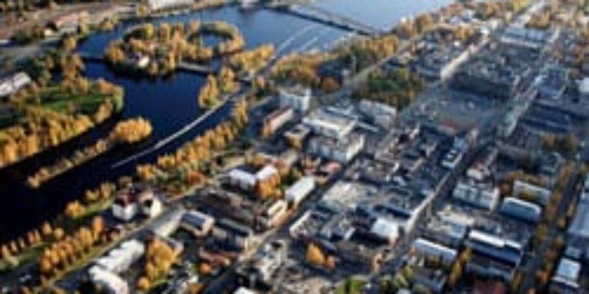 Joensuu Region, Time for Growth
