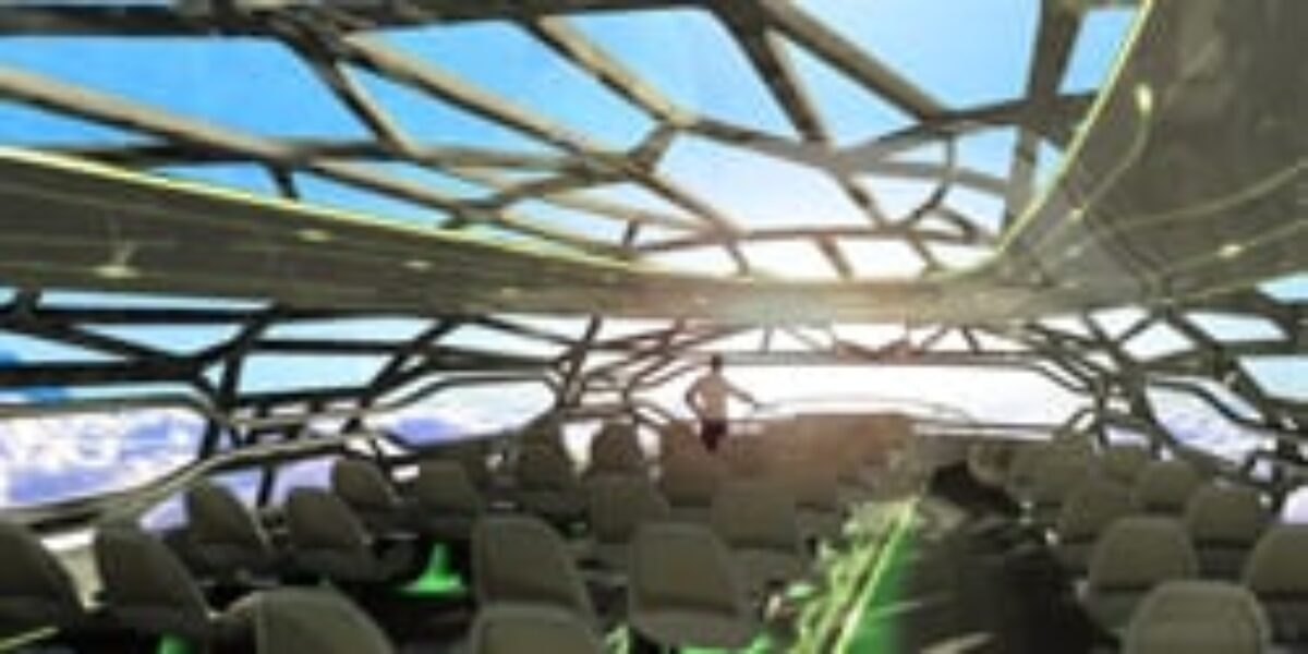 Airbus unveils the future of flying – 2050