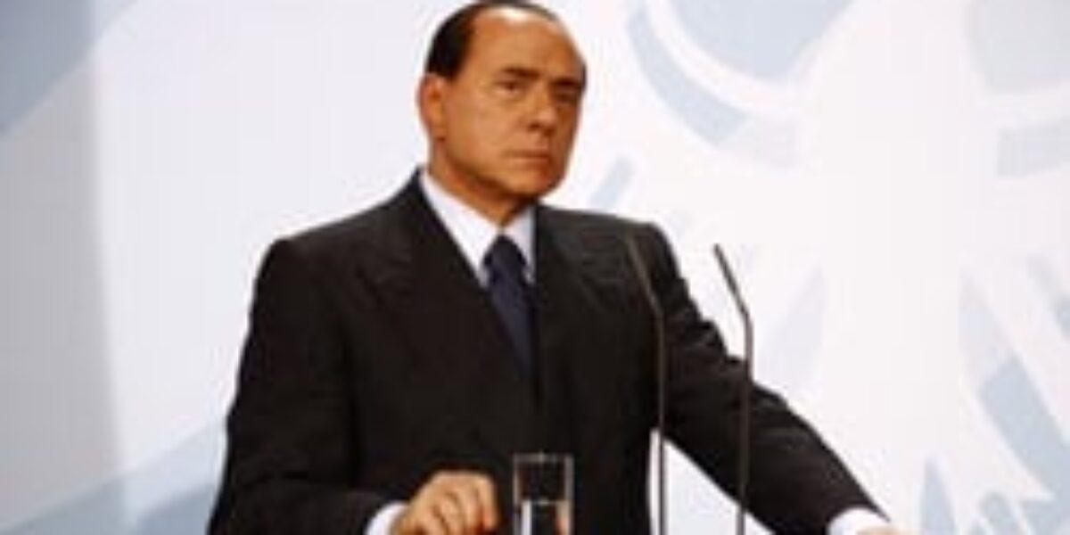 Shooting from the Hip – Silvio Berlusconi