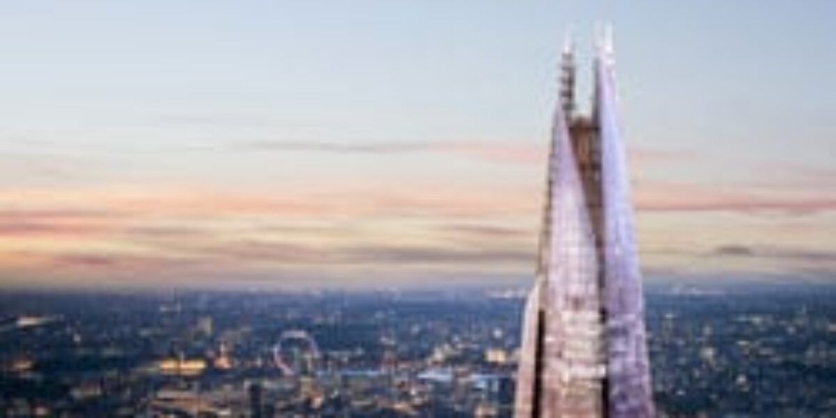 The Shard: He Who Dares Wins