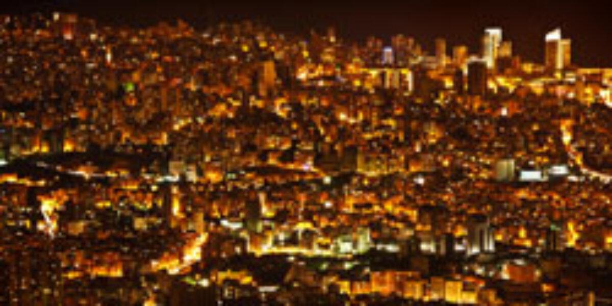 Lebanon – Bursting With Energy