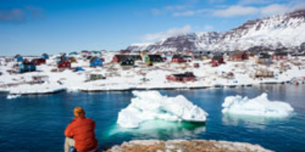 Greenland's becoming a Hot Opportunity