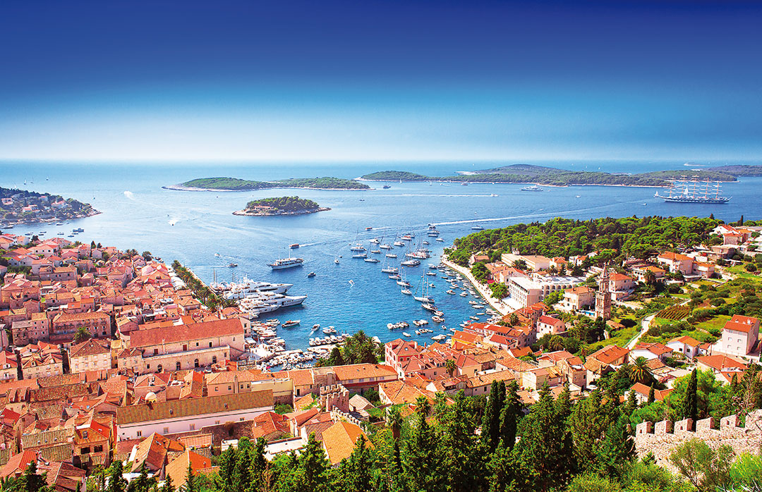 HARBOUR CROATIA