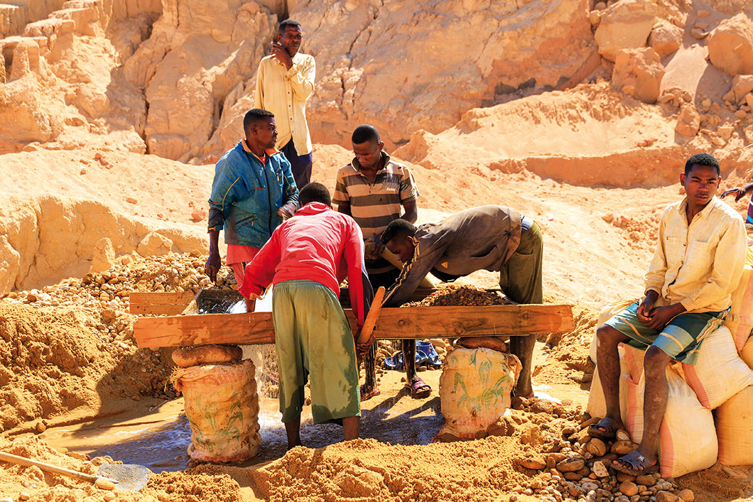 Diamond Workers