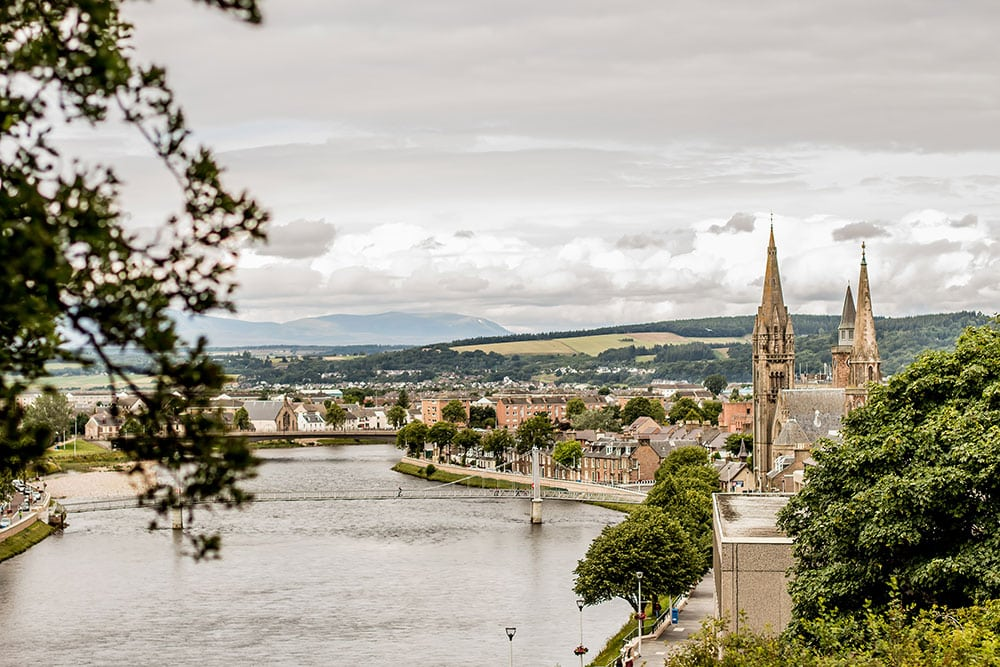 Inverness-city