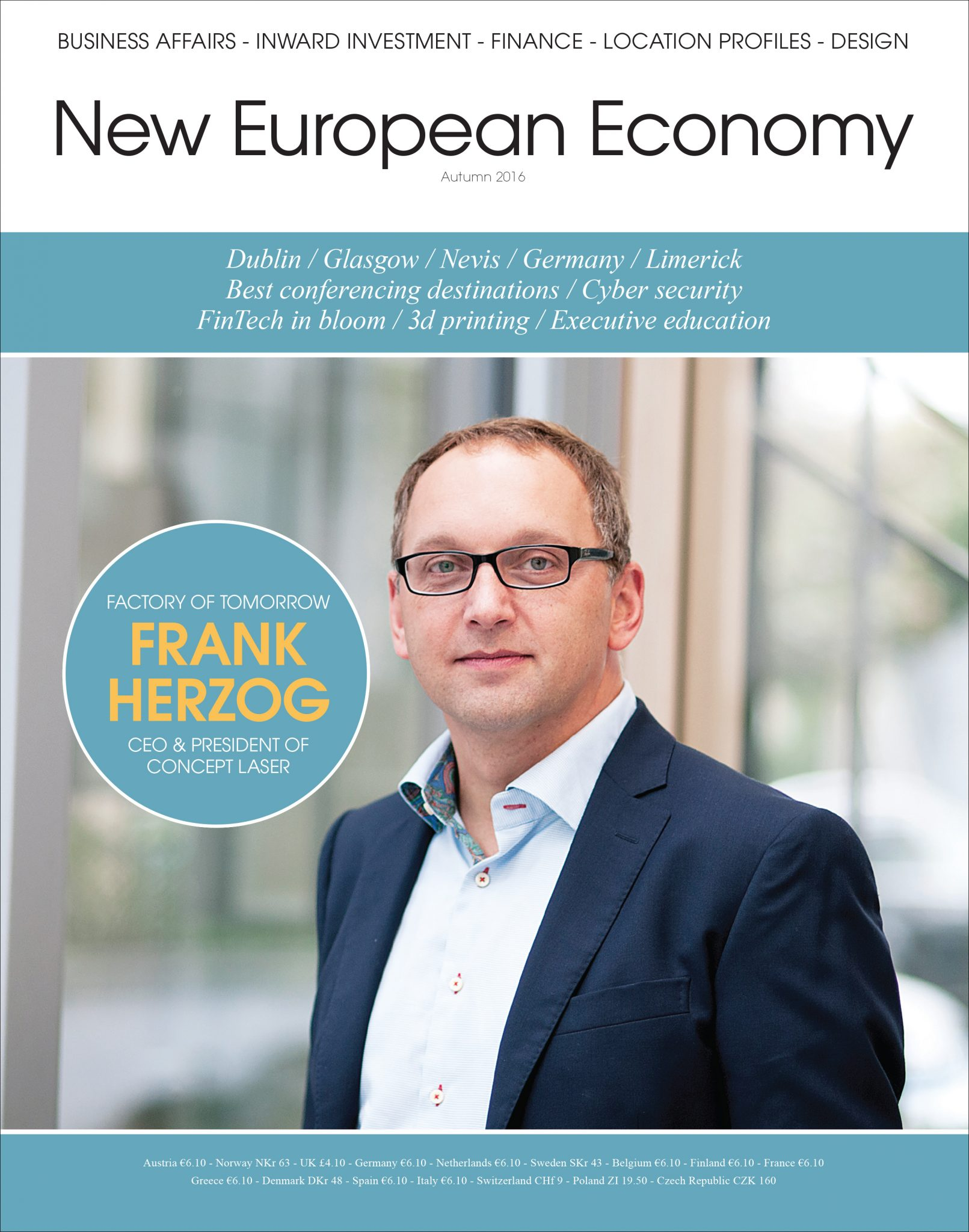 New European Economy Autumn Winter 2016